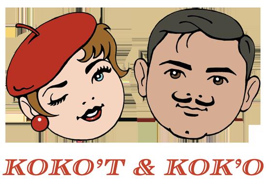 logo boutique Koko't & Kok'o